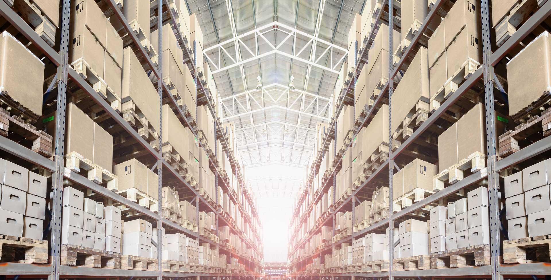 Entrepôt logistique Boueix